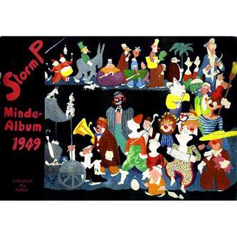 Storm P. Mindealbum 1949
