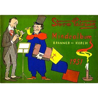 Storm P. Mindealbum 1951