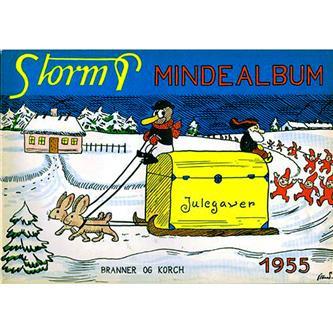 Storm P. Mindealbum 1955