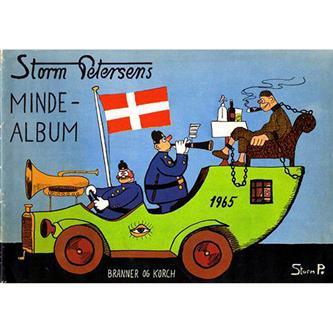 Storm P. Mindealbum 1965