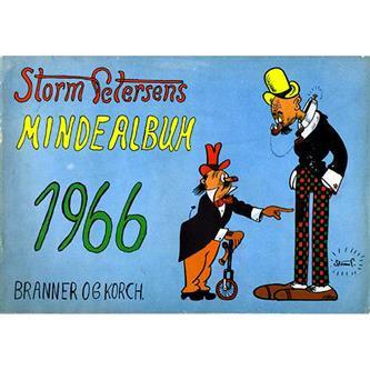 Storm P. Mindealbum 1966