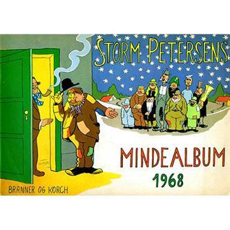 Storm P. Mindealbum 1968