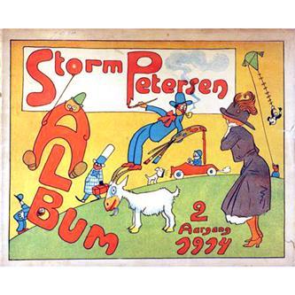 Storm Petersen Album 1914 Nr. 2