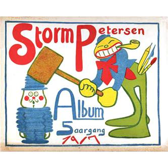 Storm Petersen Album 1917 Nr. 5