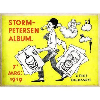 Storm Petersen Album 1919 Nr. 7