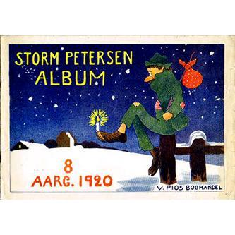 Storm Petersen Album 1920 Nr. 8