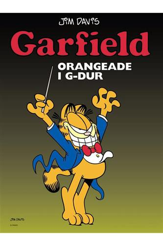 Garfield Farvealbum Nr. 23