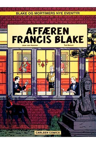 Blake og Mortimers Nye Eventyr Nr. 1