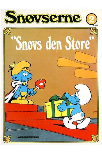 Snøvserne Nr. 2