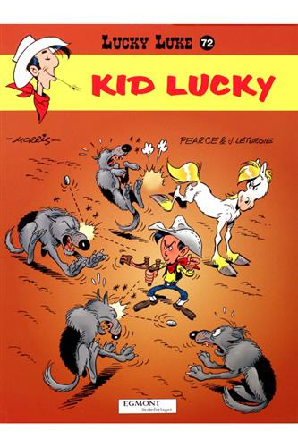 Lucky Luke Nr. 72