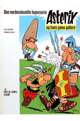 Asterix Nr. 1  - Hardcover