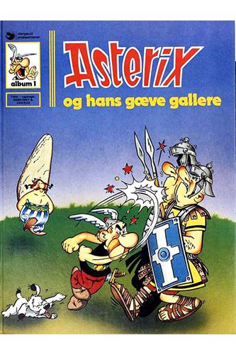 Asterix Nr. 1  - Softcover