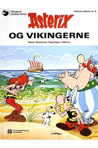 Asterix Nr. 3