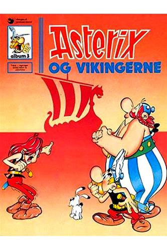 Asterix Nr. 3  - Softcover