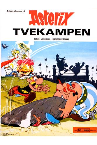 Asterix Nr. 4  - Softcover