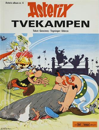 Asterix Nr. 4