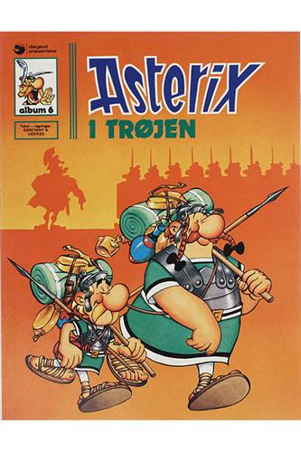 Asterix Nr. 6  - Softcover