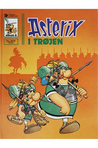 Asterix Nr. 6  - Hardcover