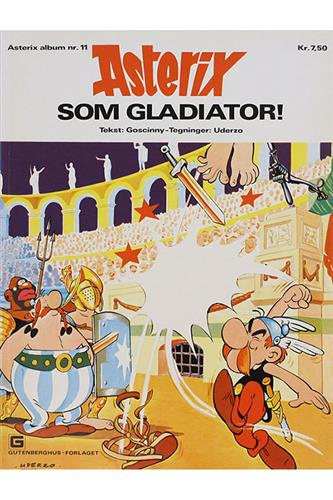 Asterix Nr. 11  - Softcover