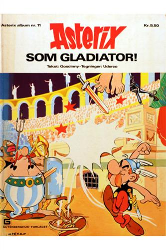 Asterix Nr. 11  - Hardcover