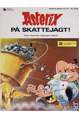 Asterix Nr. 13  - Hardcover