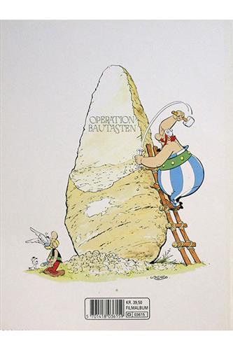 Asterix - Operation Bautasten - Historien fra filmen