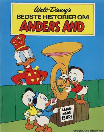 Bedste Historier Om Anders And Nr. 1