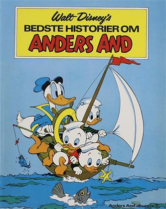 Bedste Historier Om Anders And Nr. 2