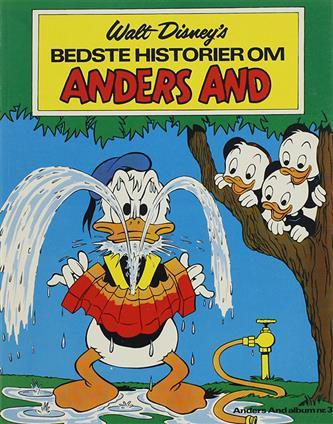 Bedste Historier Om Anders And Nr. 3