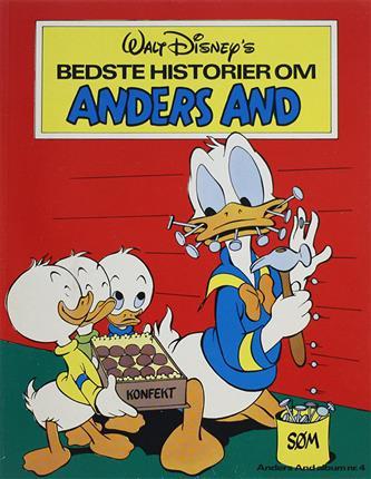 Bedste Historier Om Anders And Nr. 4
