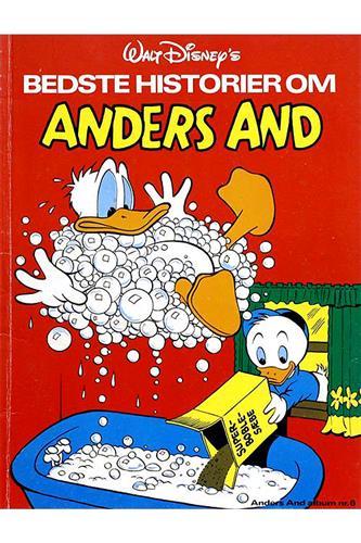 Bedste Historier Om Anders And Nr. 6