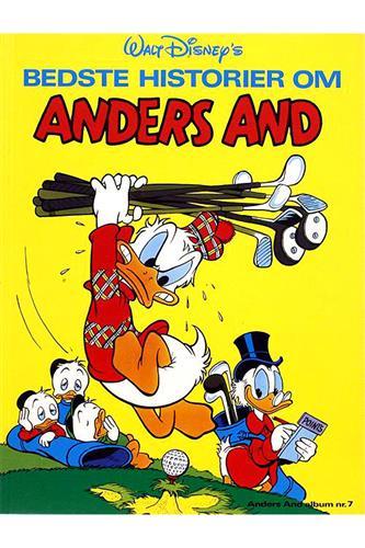 Bedste Historier Om Anders And Nr. 7