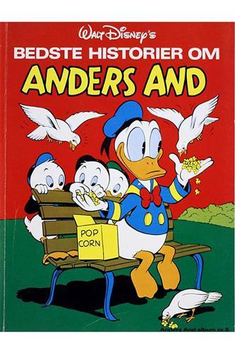 Bedste Historier Om Anders And Nr. 8