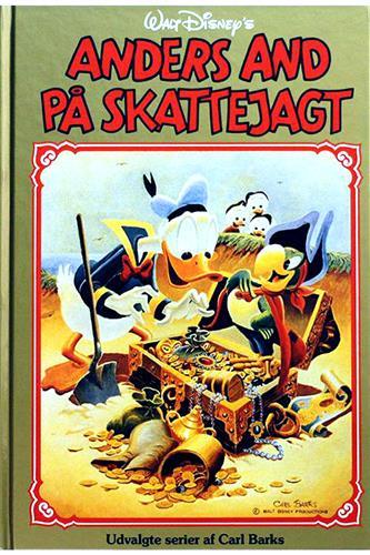 Anders And på Skattejagt