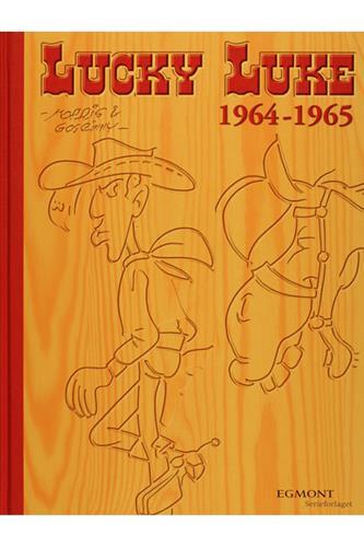 Lucky Luke Samling 8 - 1964-65