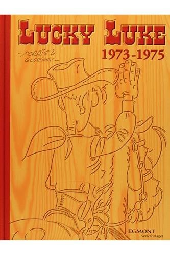 Lucky Luke Samling 14 - 1973-75