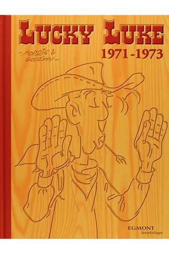 Lucky Luke Samling 13 - 1971-73