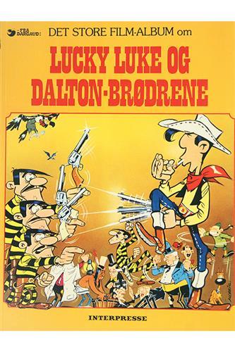 Lucky Luke - Lucky Luke og Dalton-Brødrene