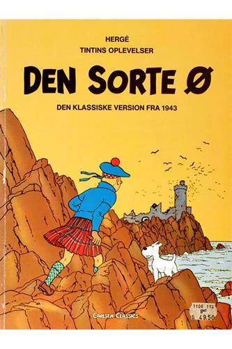 Den Sorte Ø - Den Klassiske Version Fra 1943