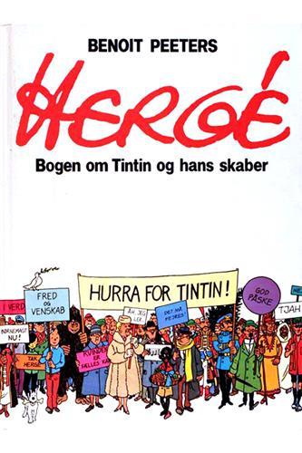 Hergé - Bogen Om Tintin Og Hans Skaber