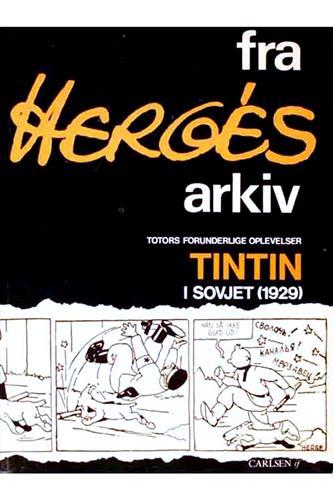 Tintin - Fra Herge`s arkiv