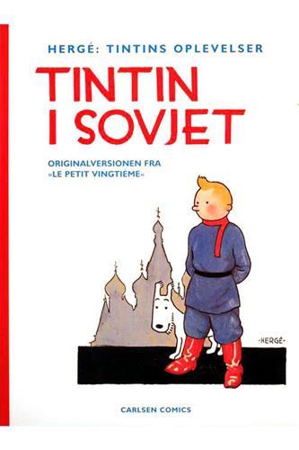 Tintins Oplevelser Nr. 0