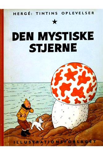 Tintins Oplevelser Nr. 1