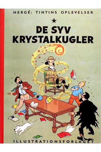 Tintins Oplevelser Nr. 3