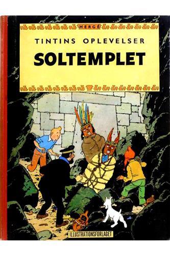 Tintins Oplevelser Nr. 4