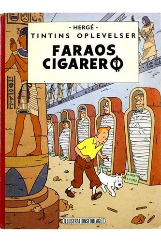 Tintins Oplevelser Nr. 5