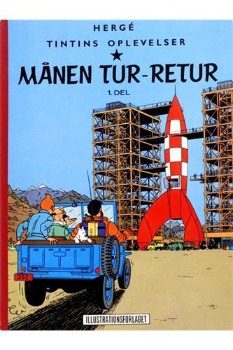 Tintins Oplevelser Nr. 7