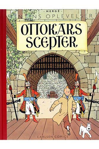 Tintin Faksimile Nr. 7 - 2. udg. 1. opl.