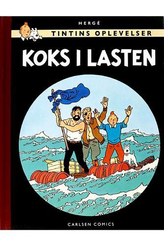 Tintin Faksimile Nr. 18 - 2. udg. 1. opl.