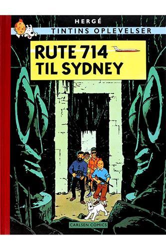Tintin Faksimile Nr. 21 - 2. udg. 1. opl.
